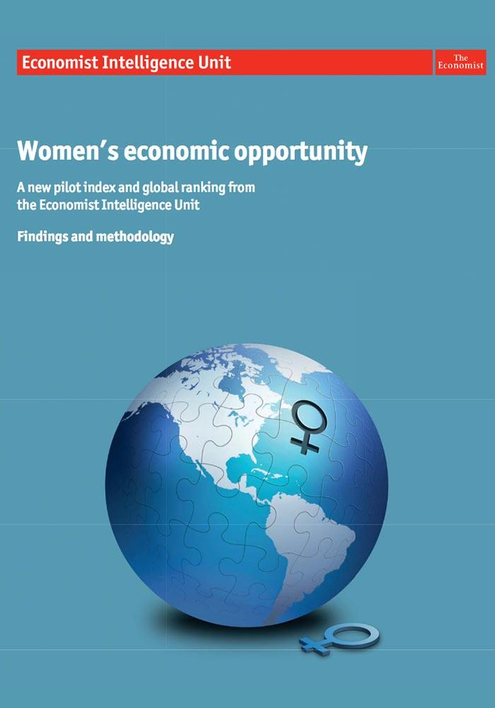 ECONOMIST INTELLIGENCE UNIT: WOMEN'S ECONOMIC OPPORTUNITY