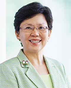 Dr Audrey Chin