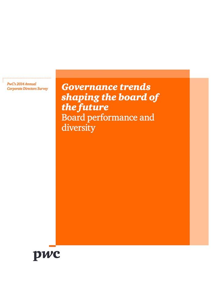 PwC's 2014 Annual Corporate Directors Survey