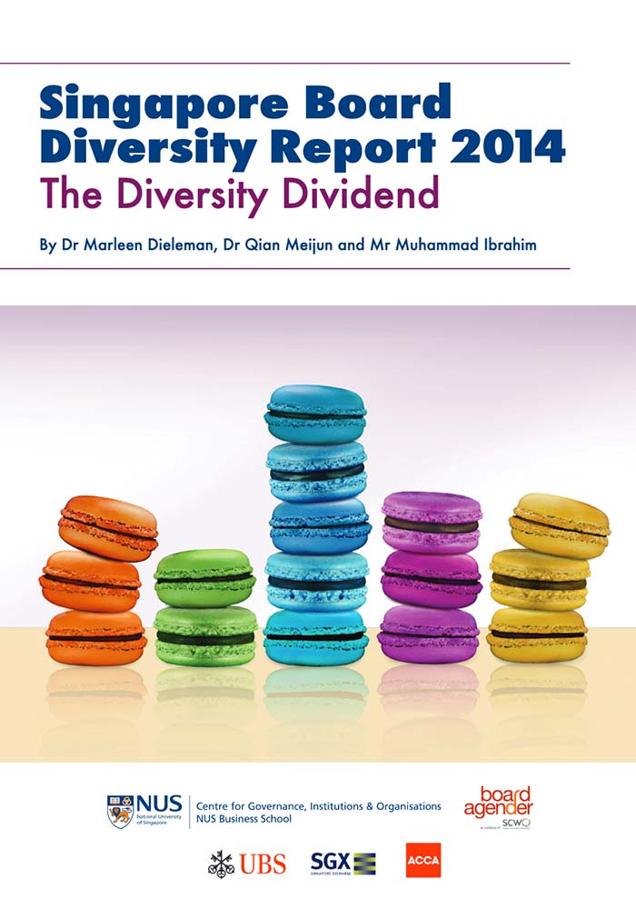 SINGAPORE BOARD DIVERSITY REPORT 2014