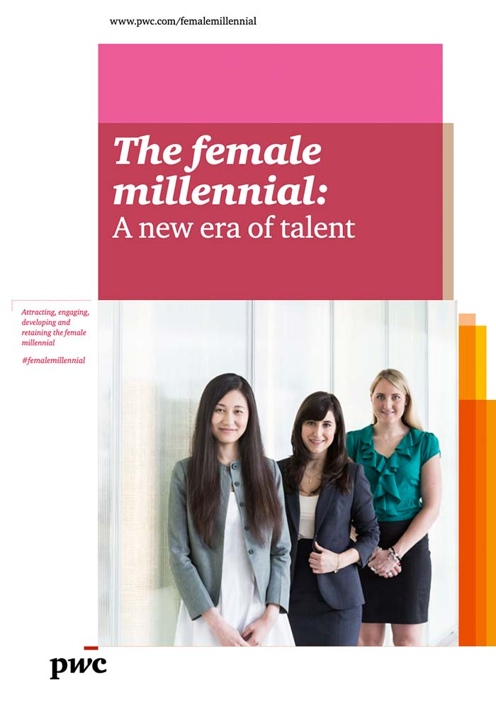 PWC – THE FEMALE MILLENNIAL: A NEW ERA OF TALENT