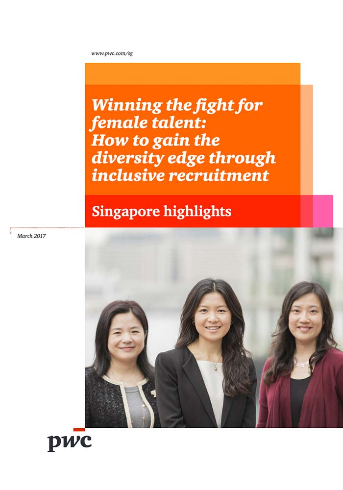 Winning the fight for female talent